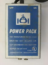 STROMBECKER 14 VOLT D.C. POWER PACK ~ VERY NICE COND ~ TESTED @ 14.2 VOLTS!