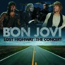 "BON JOVI ""LOST HIGHWAY THE CONCERT (LIVE)"" CD NEUWARE"