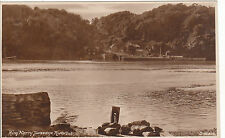 King Harry Passage, River Fal, Nr TRURO, Cornwall RP