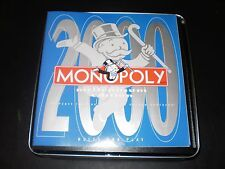 MONOPOLY MILLENNIUM EDITION PARKER BROS. 1998 NEVER PLAYED