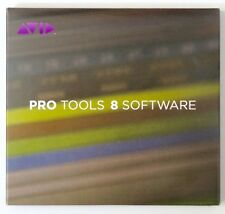 AVID Digidesign PRO TOOLS 8.0 le Genuino DVD con activación por WIN7/8/10&MAC