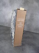 Kessel Les lauriers roses Illustré moderne Spitzer Walter Nté 323 beau livre