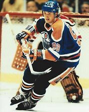 WAYNE GRETZKY 8X10 PHOTO HOCKEY EDMONTON OILERS NHL PICTURE