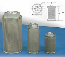 """Hydraulic Suction Line Filters (MF Type) MF-08 1"""" PT"""