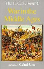 War in the Middle Ages - Contamine, Philippe - Paperback