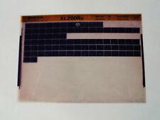 Honda XL200 R Año de fabricación 1982 Microfilm Catálogo piezas repuesto