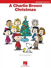 A Charlie Brown Christmas Sheet Music Beginning Piano Solos Beginning  000311767
