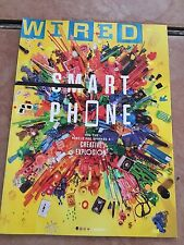 Wired Magazine Issue 22.08 Smart Phone Sparked a Creative Explosion Aug 2014