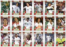 AC Milan European Champions League 2003 football trading cards