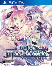 Moe Chronicle Asia HK Chinese + English subtitle Ver Japan voice Version PSV NEW