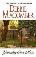 Yesterday Once More (Thorndike Press Large Print Romance Series) ~ Macomber, Deb