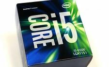 Intel Core i5 6500 Skylake Quad-Core 3.2 GHz LGA 1151 Desktop Processor