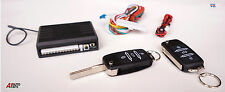 Universal Remote Central Locking Upgrade Kit Keyless Entry +2 Remotes Fobs keys