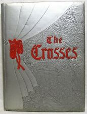 1951 Crosses Yearbook Las Cruces High School, Las Cruces, New Mexico