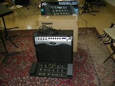 PEAVEY VYPYR PRO 100 GUITAR AMP & MATCHING SANPERA PRO VYPYR FOOT CONTROLLER NEW