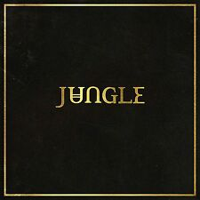 JUNGLE SELF TITLED ALBUM NEW SEALED LP IN STOCK