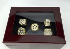 1971/1977/1992/1993/1995 Dallas Cowboys Super Bowl Rings Size 11 - See Ship Date