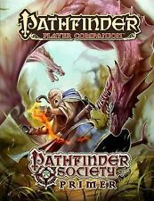 NEW - Pathfinder Player Companion: Pathfinder Society Primer