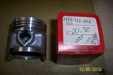 NOS Honda XR 80 Piston - .25 Oversized - 13102-176-000 1ST