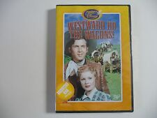 NEW/SEALED - WESTWARD HO, THE WAGONS! (DVD) WONDERFUL WORLD OF DISNEY
