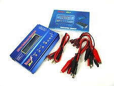 iMAX B6 DIGITAL RC Lipo NiMH BATTERY BALANCE CHARGER 80 Watt  [COPY] BE0136
