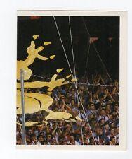 figurina CAMPIONI E CAMPIONATO 90/91 1990/91 numero 124 GENOA TIFOSI