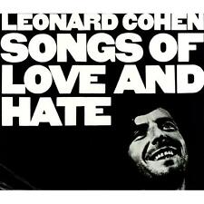 Leonard Cohen - Songs of Love and Hate LP [Vinyl New] HD Vinyl {Remastered}