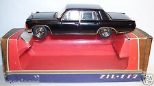 RARE RADON MADE IN USSR URSS CCCP ZIL LIMOUSINE NOIRE REF 117 1/43 in box bis