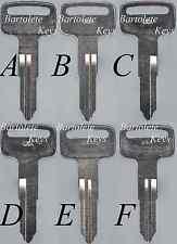 Replacement Key Blank Fits 1984 1985 1986 1987 1988 Yamaha Virago V Max YX XS