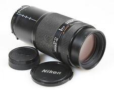70-210MM F 4-5.6 NIKON NIKKOR AF LENS W/ FRONT REAR CAPS