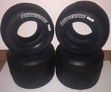 Bridgestone YLR Go-kart Racing Tires (full Set) OTK.vortex.rok.tonykart