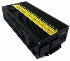 1000W (2000WPeak) pure sine wave power inverter UPS 15A charger