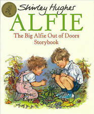The Big Alfie Out Of Doors Storybook (Red Fox Pict..., Hughes, Shirley Paperback