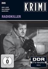 Radiokiller - DDR TV-Archiv DVD Neu!