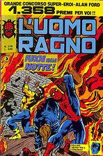 [085] L' UOMO RAGNO ed. Corno 1980 n.  278 stato Ottimo