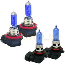 100W XENON H11 AND HB3 LOW + HIGH BEAM BULBS FOR Toyota Avensis MODELS 2009-12