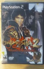 Onimusha 2: Samurai's Destiny (Sony PlayStation 2, 2002)
