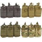 Viper Tactical Treble Duo Triple Mag Magazine Pouch MOLLE Modular MTP