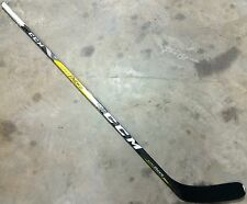 CCM Super Tacks Pro Stock Hockey Stick Grip 90 Flex Left H19 Korpikoski 7149