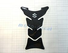 Real Carbon Firber Hayabusa GSXR 1000 750 600 Tank Pad Decal Protector Sticker