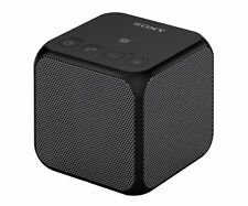 Sony SRS-X11 Ultra-Portable Bluetooth Speaker, Black