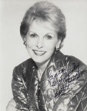 Photographic card signed by actress ~ Janet Leigh