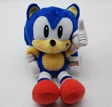 "Collectiion Tomy Sonic the Hedgehog Sonic Boom7"" Big Head Plush Doll Gif"