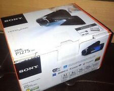 Sony HDR-PJ275 Full HD 8GB Handycam Camcorder w/Wi-Fi Built-in Projector Black