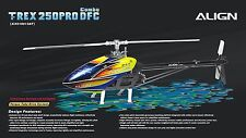 ALIGN Helicopter KX019013B T-REX 250 PRO DFC Combo New