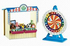 Playmobil Add On 6394 Wheel Of Fortune With Hut - New, Sealed
