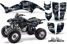AMR Racing Honda TRX 400 EX Graphic Kit Wrap Quad Decal ATV 1999-2007 SLVRHZE U