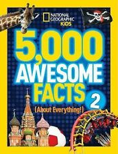 5,000 Awesome Facts About Everything!) 2 National Geographic Kids)