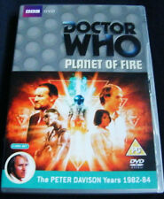 Doctor Who - Planet of Fire (2 Disc Special Edition) MINT/PLAYED ONCE/PRISTINE