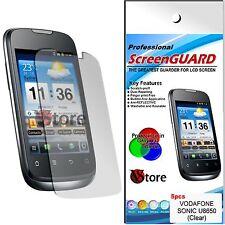 5 Pellicole Per Vodafone Sonic U8650 Huawei Proteggi Schermo Display Pellicola